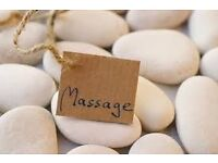 Relaxing Massage Ideal For Stress Management