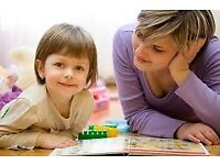 Childcare in the comfort of your own home from £80-100 a week