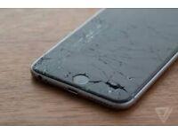 I want to buy broken iPhones, iPads, MacBooks