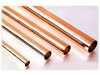 Copper Tube / Pipe (for plumbers) - 8mm OD - 54m OD - all lengths available - we will cut to size