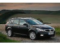 Kia ceed 1.6cc CRDi ( 113bhp ) Auto 2 SW Estate 5 Door Hatch Back