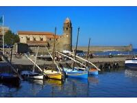 Appartement in house in cozy awarded town, Collioure, close to beaches, castle, mountains and wine