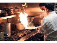 Competent Kitchen Assistant