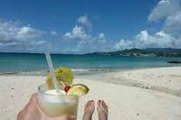 This is NOT an Ad about drinking pina coladas on the beach....