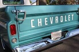 LOOKING FOR 60-66 CHEVROLET TAILGATE
