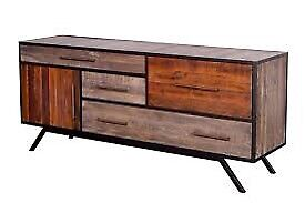 Rustic Sideboard Dining Buffet (1.5 yr old) Original $1,100