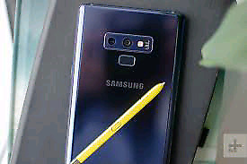 Samsung Galaxy Note 9 for Trade for a IPhone xs max