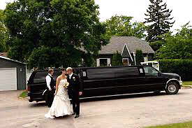 Black limousine service stretch limo rental for all occasions
