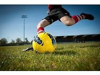 Indoor Football Thursday 5/6 a side