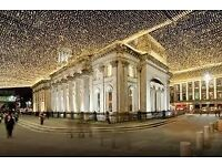 Festive Waiting Staff Required - Full Time