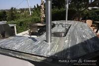 Comptoir de granit quartz - SPÉCIAUX FETE DES PERES