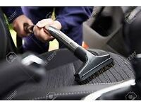 Mobile interior car cleaning From £10