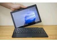 Lenovo laptop with a detachable screen