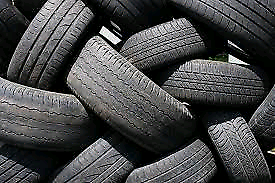 FREE Car Tyres for DIY Projects