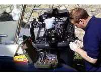 RIB, SPEED BOAT & FISHING BOAT REPAIRS,OUTBOARD / INBOARD SERVICING IRELANDS BIGGEST