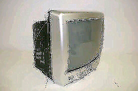 Insignia 13 inch CRT TV Television works perfectly in good condi
