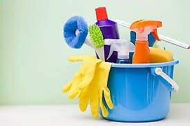 Local cleaning from £12 -£14 per hour