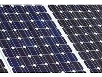 Wanted....!!!! Solar Panels 250 W - 300 W Mono crystalline panels