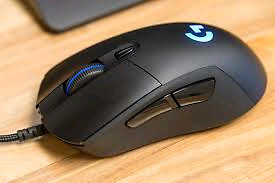 Logitech G403 Gaming Mouse (Wired)