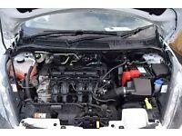 Genuine 2009-2013 Ford fiesta 1.25 zetec engine injectors sump pulleys head loom complete