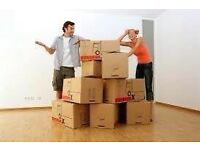 MAN AND VAN SHORT NOTICE REMOVALS LARGE LUTON VAN WITH TAILLIFT CALL 24/7