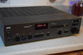 VINTAGE - NAD 7240PE AMPLIFIER/RECEIVER (1985)   -- only $140 Sydney City Inner Sydney Preview