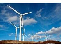Give away PERMISSION ONLY for wind turbine from 60KW (ITALY)