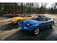 WANTED MAZDA MX5 MX-5 EUNOS ROADSTER