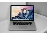 "15"" MACBOOK PRO INTEL i5"