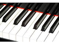Piano Lessons in Cambridge - spaces available now!
