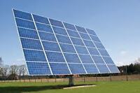 255W Canadian made solar panels (60 cell)