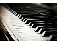 Wanted - Piano rehearsal / practice room in East London E8