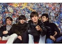 2 STANDING STONE ROSES TICKETS ETIHAD STADIUM SUN 19 JUNE.£55 EACH, DELIVER TODAY-0775-9693421