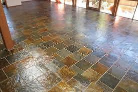 Vinyl /Slate /Granite/Sandston strip and seal Cleaning & Sealing Gold Coast City Preview
