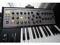 ! year old Moog sub phatty perfect condition and working order no scratches or dents
