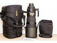 Nikon A-FS 300mm f2.8G VR IFED