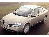 NISSAN PRIMERA 2.2 S DT SALOON, IMMACULATE.