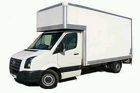 Short Notice Man And Luton Van Hire,House,Office/Business Move,Rubbish/Removals Furniture Delivery