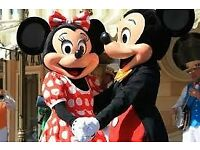MICKEY MINNIE MOUSE MASCOT MASCOTS HIRE PARTY North South East West LONDON MEET GREET NEAR ME KIDS