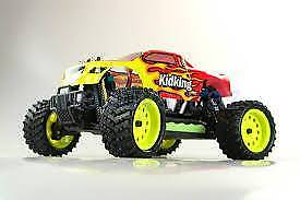 HSP 1/16 94186 pro Electric Brushless 4WD OFFROAD RC CAR Monster