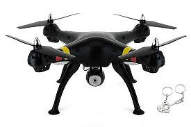 drones quadcopters flying toys starting at £10