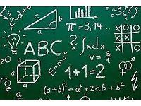 Maths Tutor GCSE and KS2