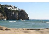 Work the Summer in Menorca in a fantastic cliffside setting overlooking the beach