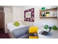 Student Accommodation available 13th May. Ensuite room at Buchanan View, Glasgow