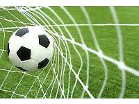Football players wanted for a 7-a-side game of football