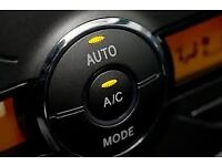 CAR AIR CONDITIONING RECHARGE SERVICE RE-GAS @ DAS Vehicle Services Cambuslang