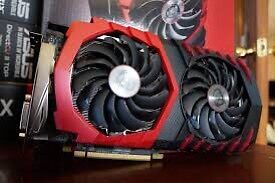 Trade MSI RX480 Gaming X 4GB and MSI 980ti Gaming 6g for 1080