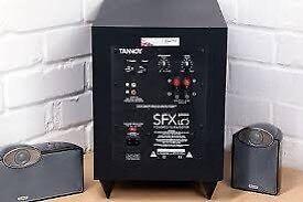 Tannoy SFX 5.1 speakers