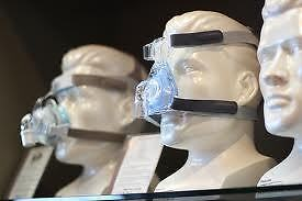 CPAP machine + Humidifier + Tubing & CPAP mask for hire Hobart CBD Hobart City Preview