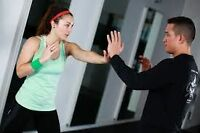 Self-Defense and Fitness Training